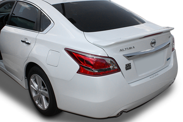 2013 2015 nissan altima factory style rear spoiler. Black Bedroom Furniture Sets. Home Design Ideas
